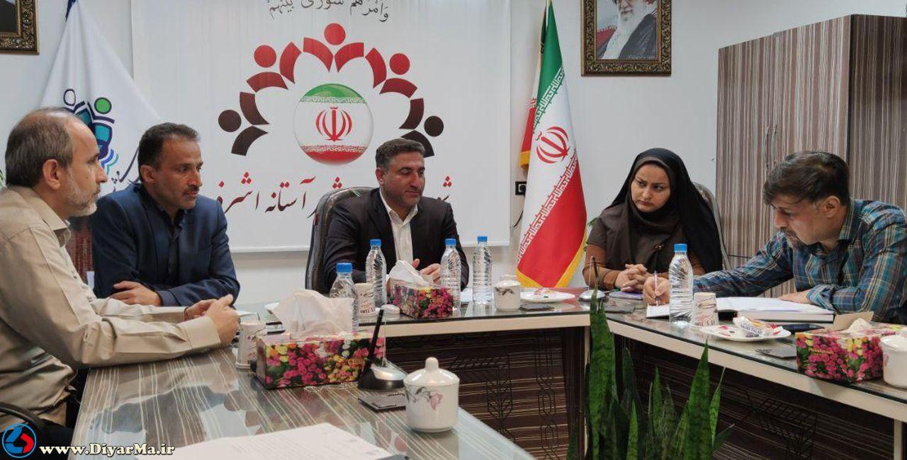 رئیس شورای اسلامی شهر آستانهاشرفیه: مطمئن باشید استعفا میدهم.