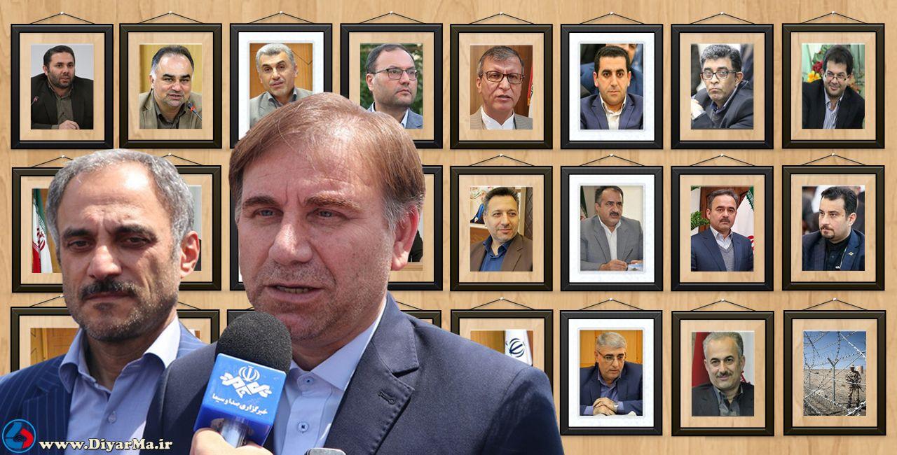 پیشنهاد دیار ما: محمدحسین قربانی را با حفظ سمت بهعنوان فرماندار آستانهاشرفیه معرفی کنید.