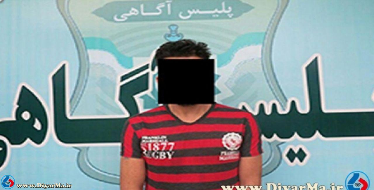 فرمانده انتظامی شهرستان آستانهاشرفیه از دستگیری سارق کابلهای برق با 5 فقره سرقت در این شهرستان خبر داد.