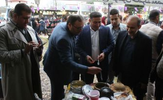 برگزاری اولین جشنواره غذای شب یلدا در آستانهاشرفیه