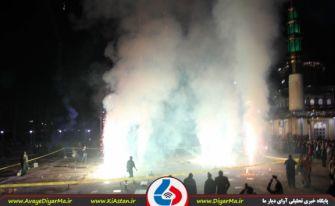 مراسم جشن پیروزی انقلاب در آستانه اشرفیه برگزار می شود
