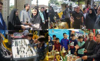 برپایی اولین نمایشگاه دستاوردهای ورزشی شهرستان آستانهاشرفیه
