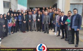 تجلیل از فعالان هیئتهای ورزشی آستانهاشرفیه و بندر کیاشهر