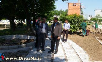 جلوههای تلاش شهرداری آستانهاشرفیه در پنجمین دوره شورای اسلامی شهر