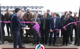 افتتاح فاز اول میدان میوه و ترهبار شهرستان آستانهاشرفیه با حضور معاون استاندار گیلان