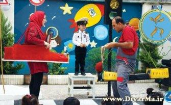 گروه تئاتر تی تی درراه معتبرترین جشنواره تئاتر خیابانی کشور