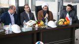 افتتاح فاز اول میدان میوه و ترهبار شهرستان آستانهاش