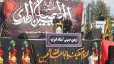 تجمع جاماندگان اربعین حسینی در آستانهاشرفیه